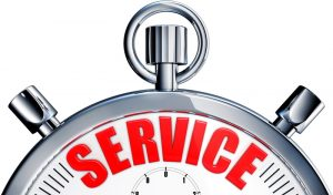 service-time